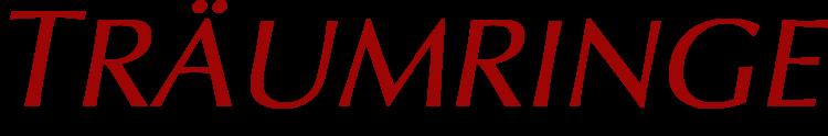 träumringe